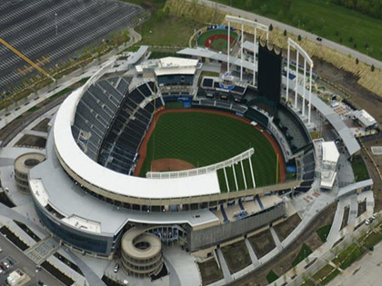 Kauffman Stadium Renovation